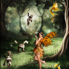 Forêt Bébés Dragons