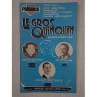 Le Gros Quinquin ...