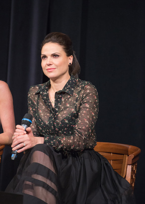 Interview saison 5 Lana Parrilla