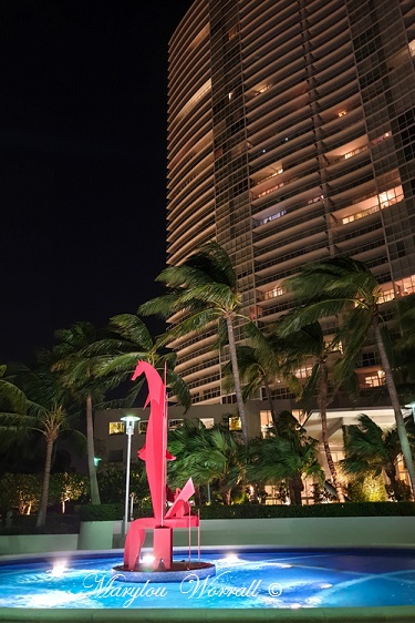 Floride : Soirée du 23 septembre 2019, Miami Beach
