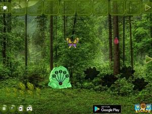 Jouer à Aesthetic forest escape