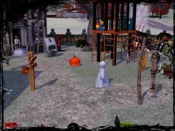 Mortal Land - Parc Halloween