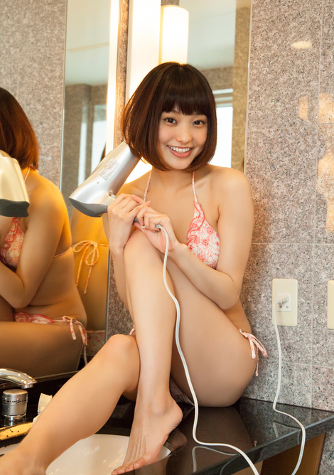 WEB Magazine : ( [Young Magazine Gravure Net] - Young Magazine - 2013 / N°9 - Misato Kashiwagi & Noa Mizutani )