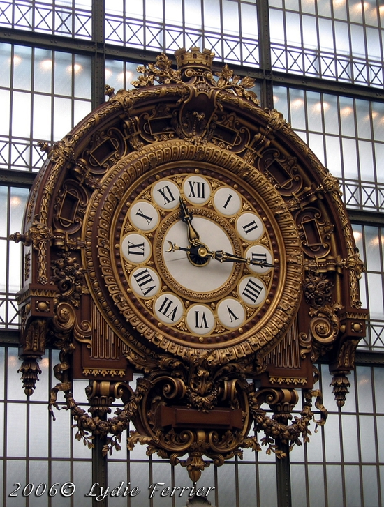 2006 L'horloge