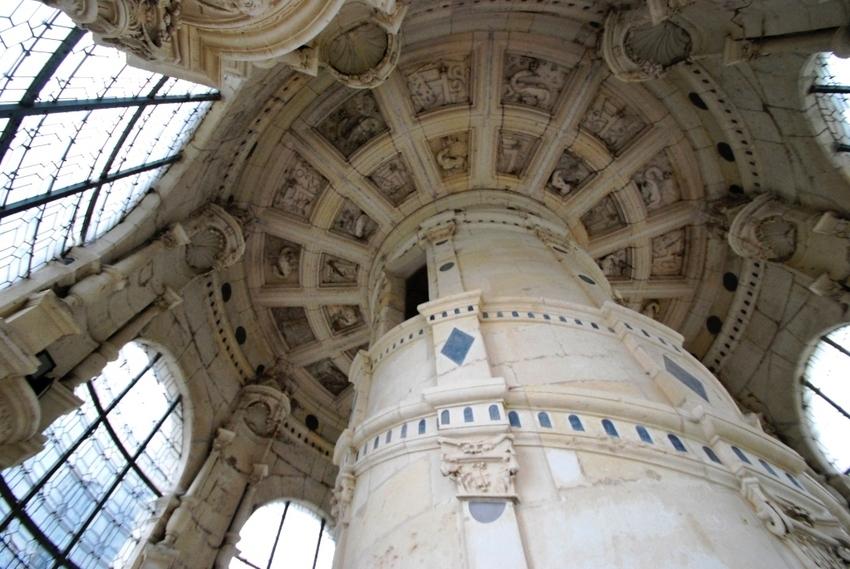 L'escalier de Leonard de Vinci