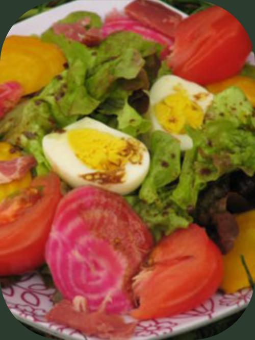 Recette de cuisine : Salade Estivale