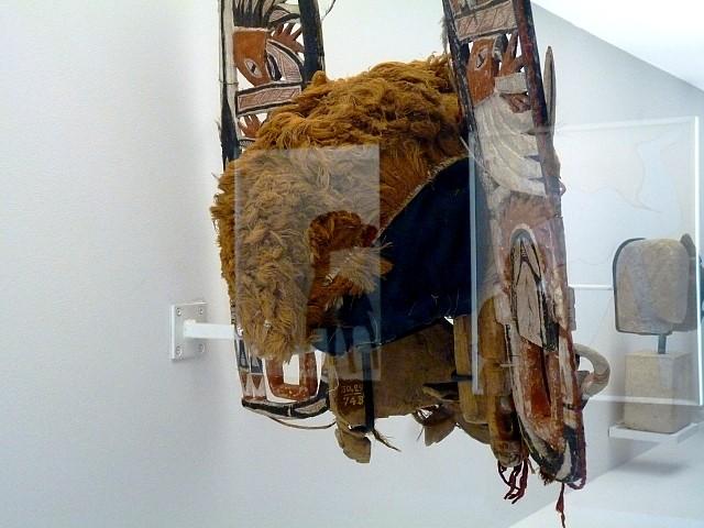 Masque Murua Kepong 3 Centre Pompidou Metz - Marc de Metz 2