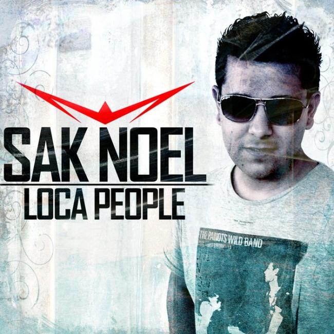MUSIC PREMIERE : Sak Noel - Loca people (Summer Edition)