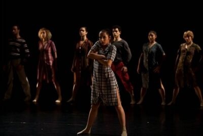 dance ballet flabbergast ballet hispannico's ballet