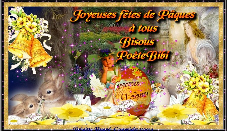Pâques  ( LES VOIX DE MON ÂME)