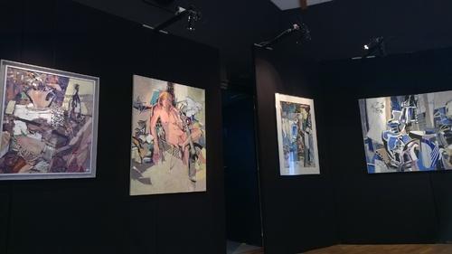 Salon 2015 des AMIS DES ARTS