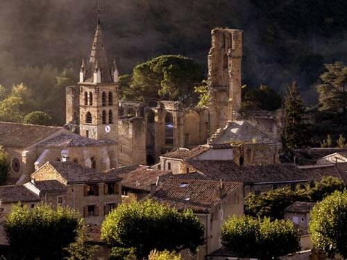Alet les Bains Aude