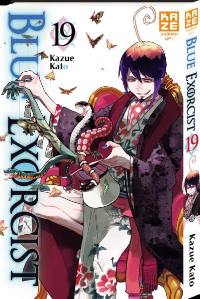 Blue exorcist - Tome 19 - Kazue Kato