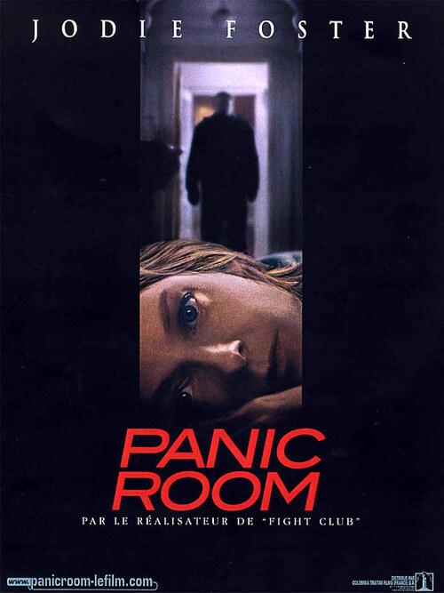 PANIC ROOM POSTER 2002