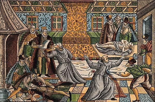 Histoire des collèges de la montagne Sainte-Geneviève avec Générations 13