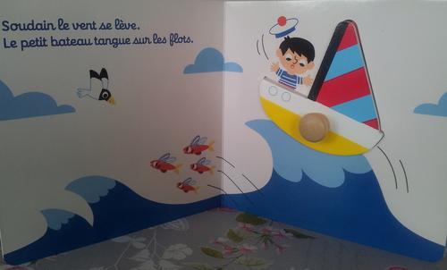 Vogue petit bateau