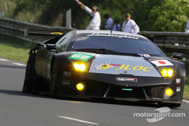 Le Mans 2010 Abandons  II