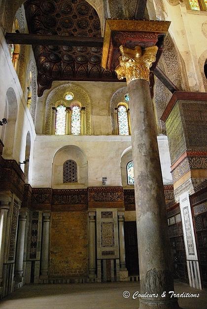 Le complexe Al Mansur Qalawun