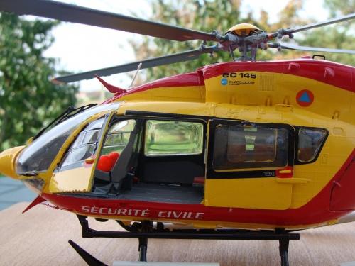 EC 145 F-ZBPQ Sécurité Civile