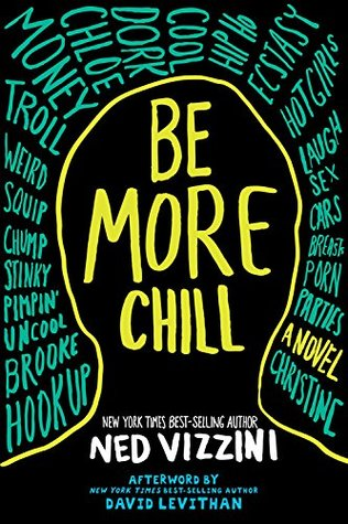 Résultat d'images pour be more chill book
