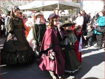 Fête de la Saint-Valentin 2013 à Roquemaure (Gard)