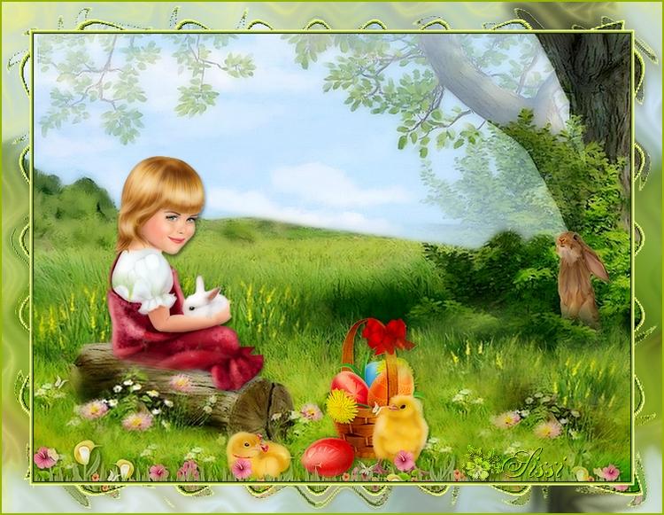 * Mes Créas de Pâques *