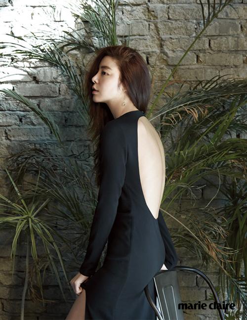 Kim Gyu Ri pour Marie Claire