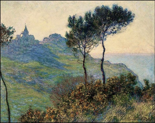Claude Monet à Varengeville