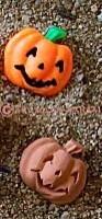 broche boutonnière potiron, Halloween, automne - Arts et sculpture: sculpteur mouleur