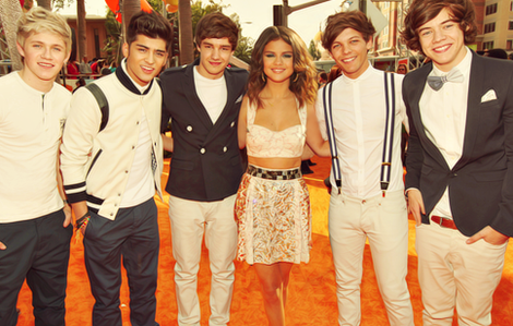 Clélia & One Direction
