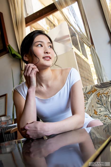 "WEB Gravure : ( [Graphis] -   Special Contents - Serie.2   Suzu Honjo/本庄鈴 : GW SPECIAL 2019 ""Deus Biei"" )"