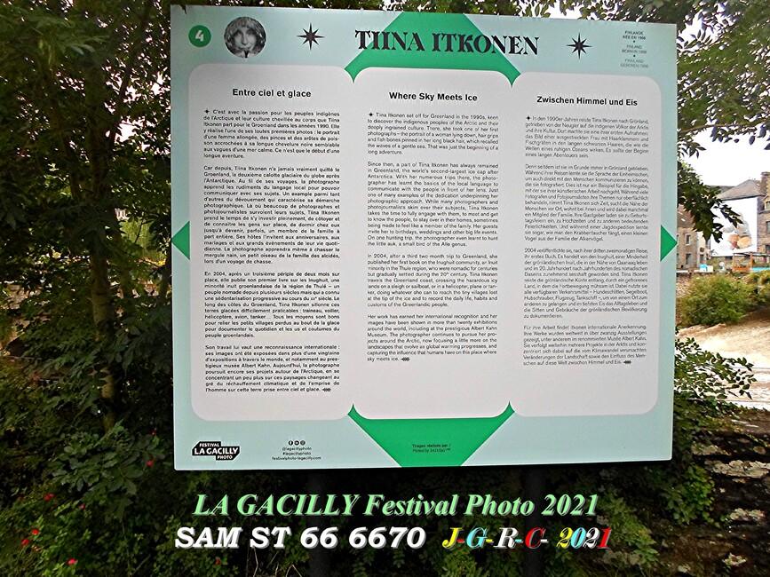 N° 04 TINA ITKONEN   A. L. P. 2021 L-G  2/2  D  16-10-2021