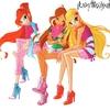 Winx Cafe Style trio 2