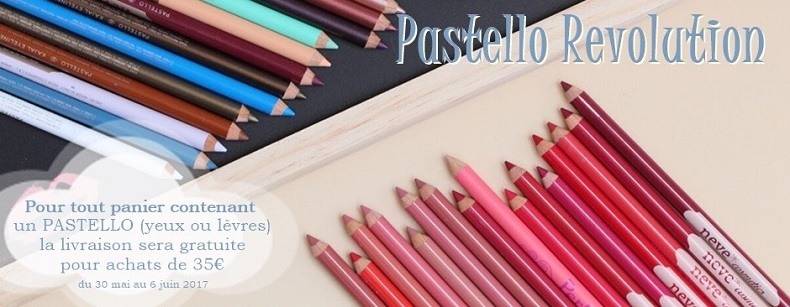 neve cosmetics - pastello - nouveau look