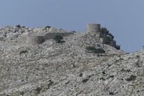 ruines du château de Grias
