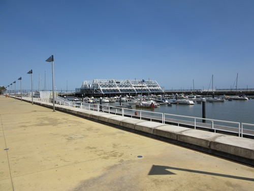 Lisbonne - journée 3 - Le long du Tage