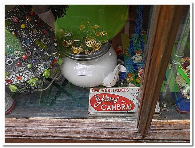 Détails que j'ai photographié à Honfleur..