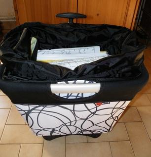 *Coup de coeur et bon plan: sac trolley lidl
