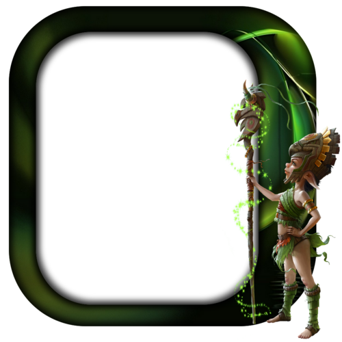 cadre elfe