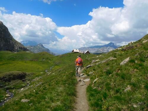 26/07/2018 Col des Fours # 2 Val d'Isère Vanoise 73 Savoie France