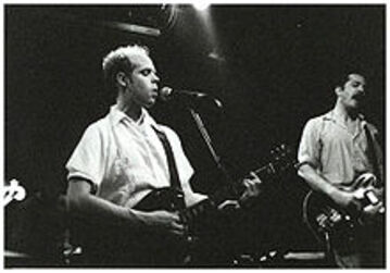 Live : Palace Brothers - Maxwell's Hoboken - 7 Août 1994