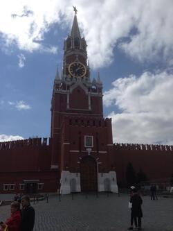 MOSCOU suite et fin