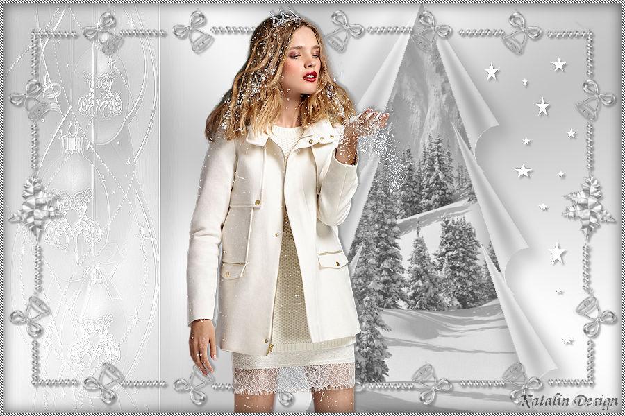 Silver Cristmas ~ Ezüst Karácsony