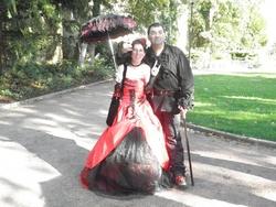 Photos mariage gothique, suite et fin