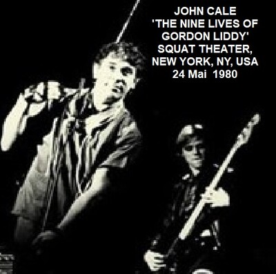 Flash d'été n°5: John Cale - Squat Theater NY - 24 mai 1980