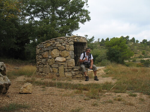 Pause au puits de l'Aroumi