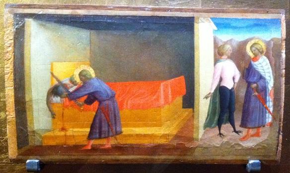 Saints Julien l'hospitalier et Basilisse, martyrs à Antinoé († 309)