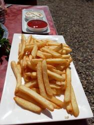 Frits et sauces