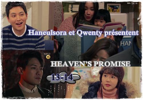 *Heaven's Promise again*