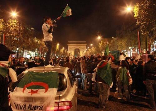 La France c'est l'Algérie .!